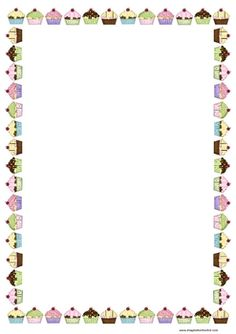 birthday borders free downloads ; ddca17636589c885a10316336f24e6b3--student-birthdays-cupcake-clipart