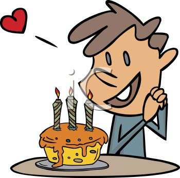 birthday boy clipart images ; 0511-0812-1716-2158_Birthday_Boy_In_Love_clipart_image