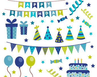 birthday boy clipart images ; il_340x270