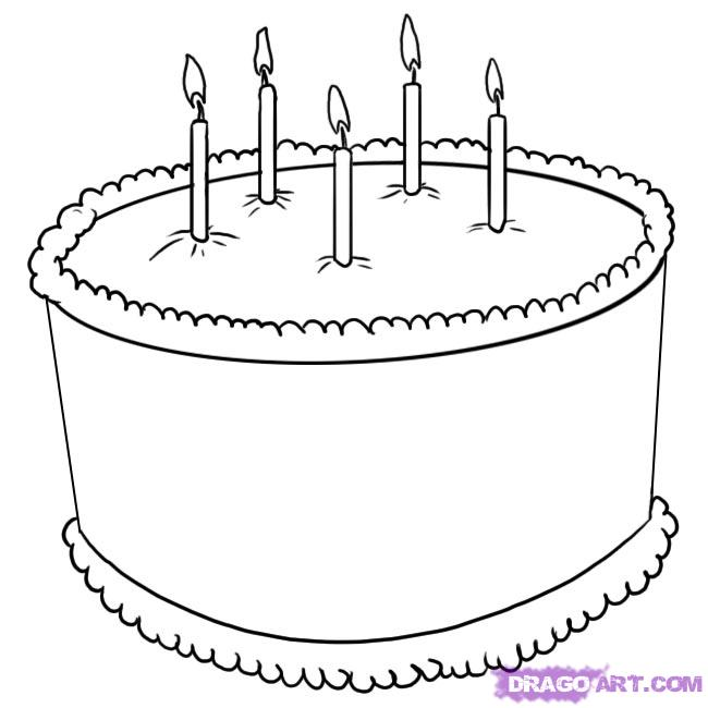 birthday cake line drawing ; how-to-draw-a-birthday-cake-step-4_1_000000004308_5