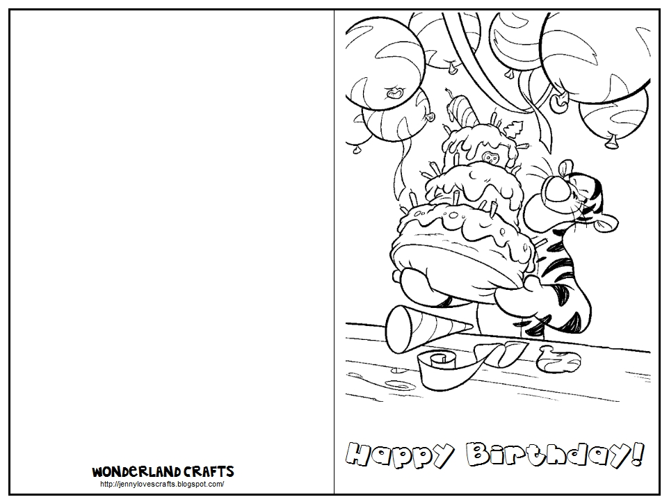 birthday card clipart black and white ; free-printable-birthday-cards-for-kids-to-color-free-clipart-in-birthday-card-printable-template