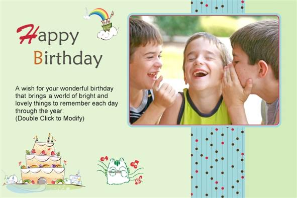 birthday card design in photoshop ; happybirthdaycards301