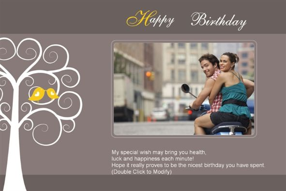 birthday card design in photoshop ; happybirthdaycards405