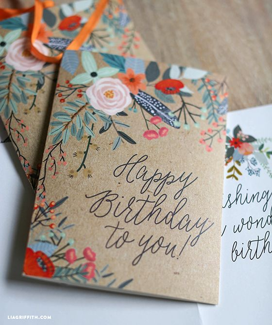 birthday card drawings free ; happy-birthday-greeting-card-making-25-unique-happy-birthday-cards-ideas-on-pinterest-diy-birthday-free