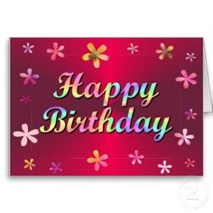 Birthday Card Pictures For Facebook Invitation Design Ideas Happy