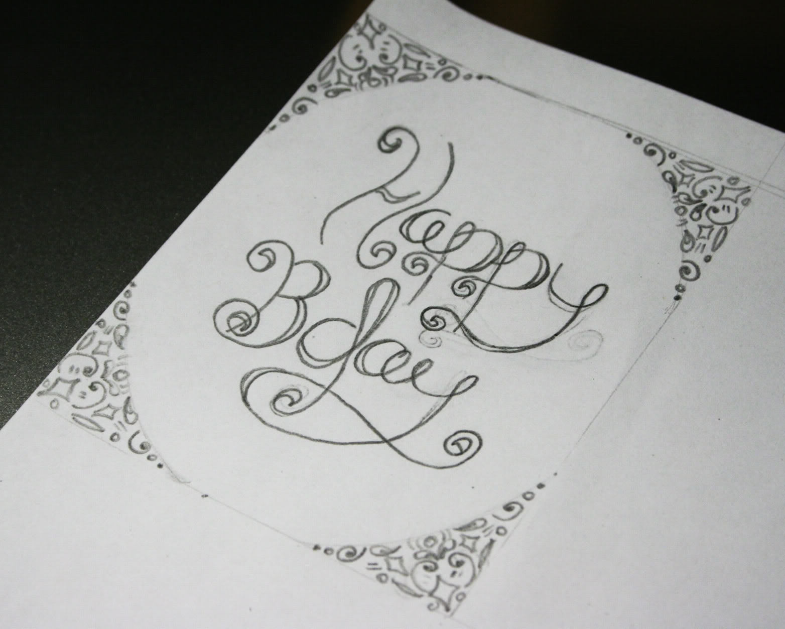 birthday card pictures to draw ; Cool-Designs-For-A-Birthday-Card-is-glamorous-ideas-which-can-be-applied-into-your-birthday-Card-5