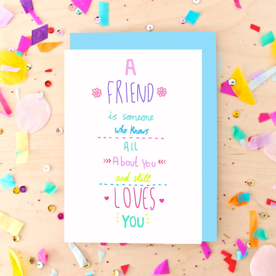 birthday card quotes ; original_best-friend-quote-greeting-card