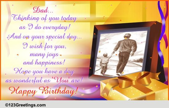 birthday card wishes for dad ; 101909_pc