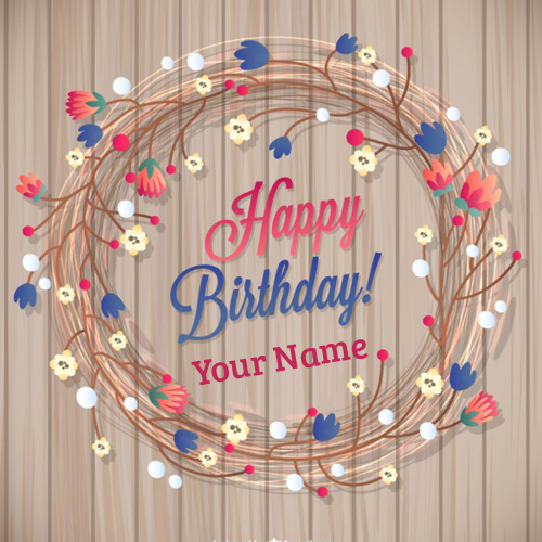 birthday card with picture and name ; 132b172cfb26f67fe8b24b3475e3fdd7