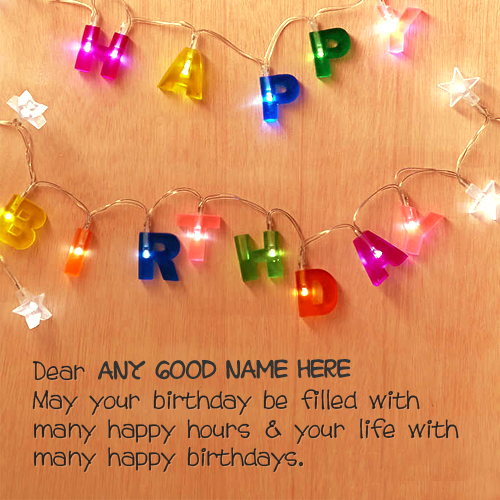 birthday card with picture and name ; 1456840207_372023