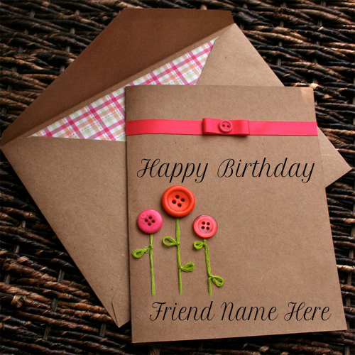 birthday card with picture and name ; 714fed5a4d760552a89f8b746ba2f91d