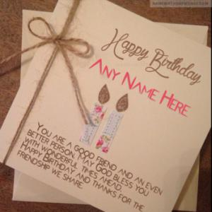 birthday card with picture and name ; 7afc8f3b7f3aa8701cca3647b8ce23e6