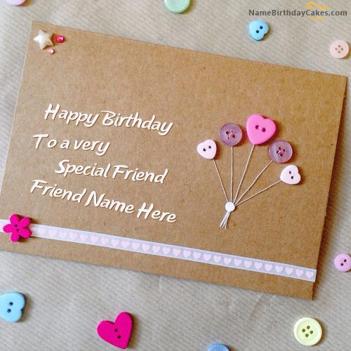 birthday card with picture and name ; special-birthday-card-for-friend1839