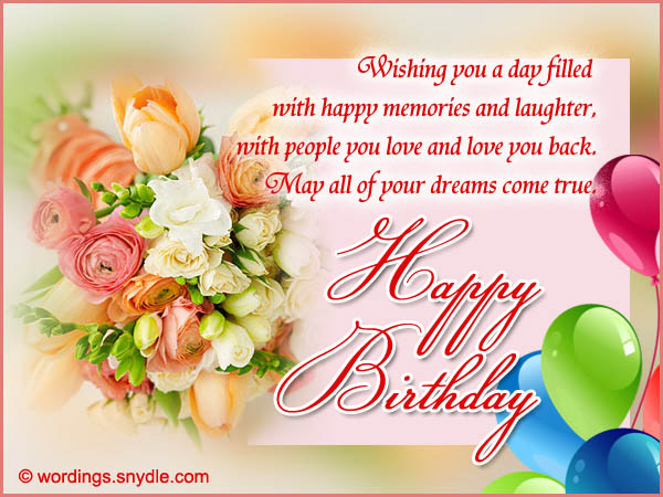 birthday cards design with message ; Best-Birthday-Card-Messages-to-bring-your-dream-design-into-your-Birthday-invitation-1