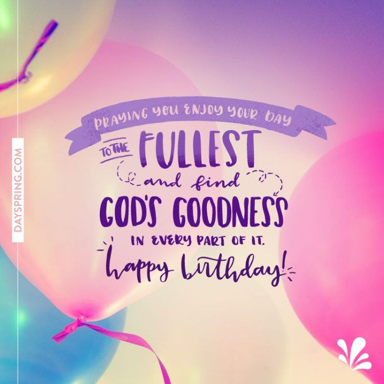 Birthday Christian Greetings Message Best Happy Birthday Wishes