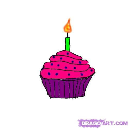 birthday cupcake drawing ; how-to-draw-a-birthday-cupcake_1_000000001757_5