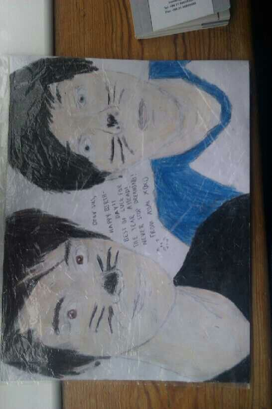 birthday drawings for boyfriend ; d9e6c39b3ef9377194d80778ea5b8bf5--friend-birthday-phan