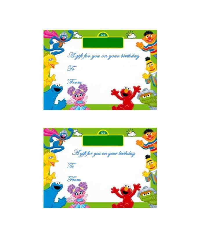 birthday gift labels template ; Gift-Tag-Template-28