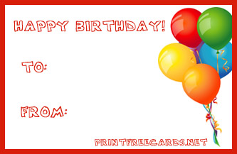 Birthday Gift Labels Template Tag Templates Free 235273