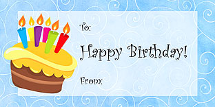 birthday gift labels template ; gift-tag-birthday-cake