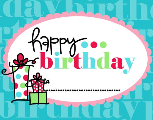 Birthday Gift Labels Template Happy Certificate Inside