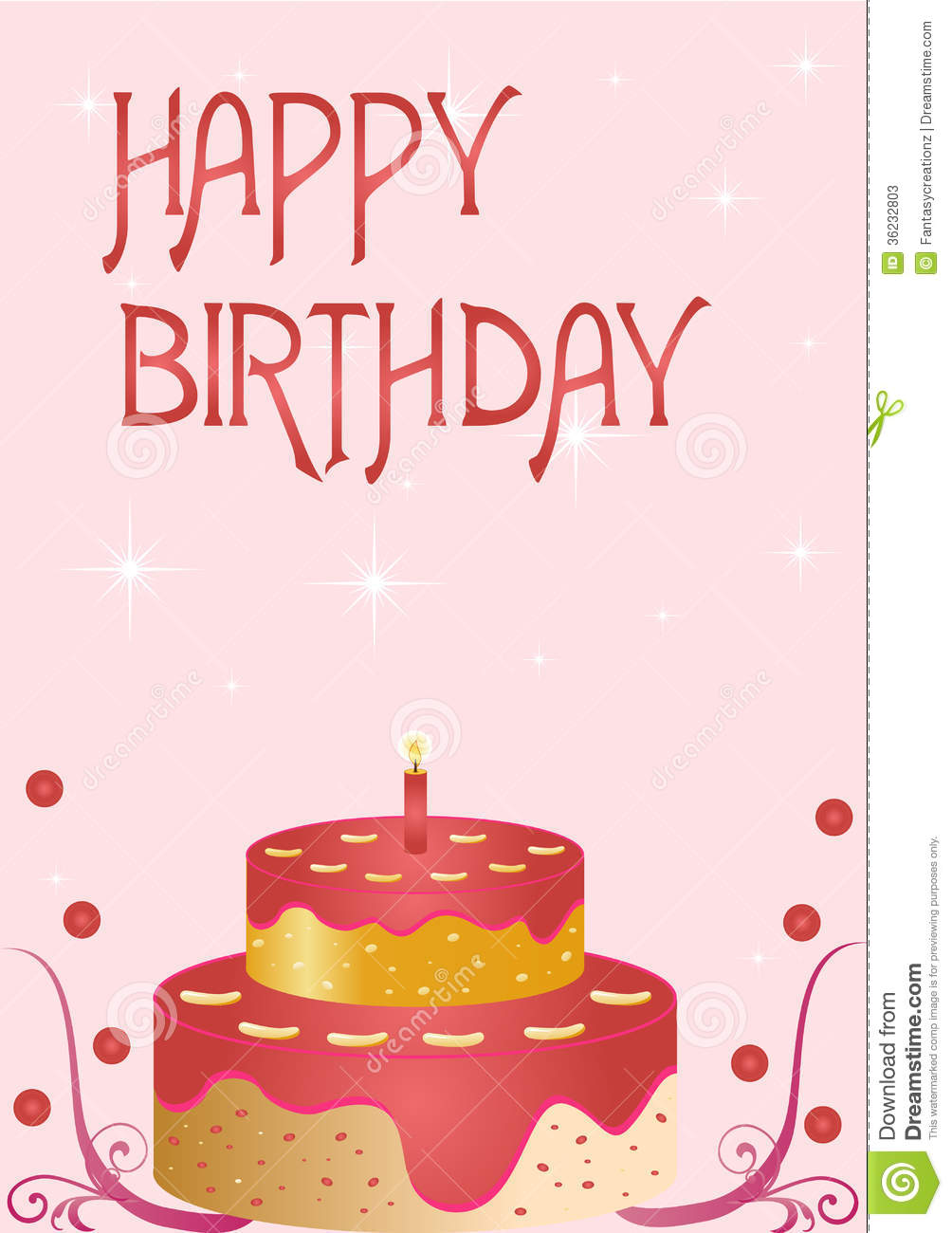birthday greeting card background design ; happy-birthday-card-background-design-cake-36232803