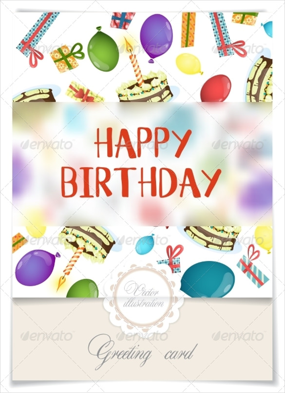 birthday greeting card design free ; Birthday-Greeting-Card-Design-Banner-Template