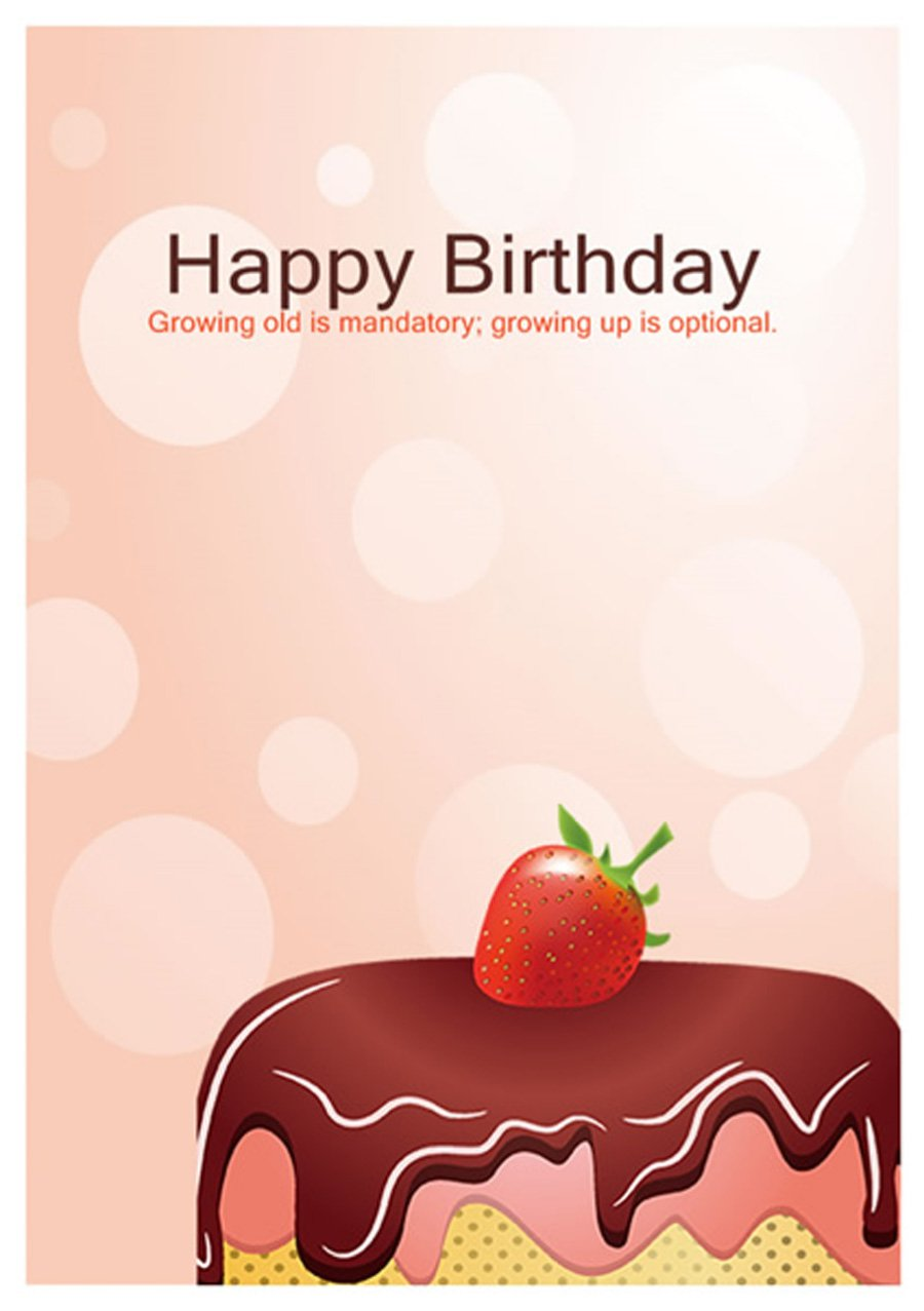 birthday greeting card design free ; birthday-card-template-10