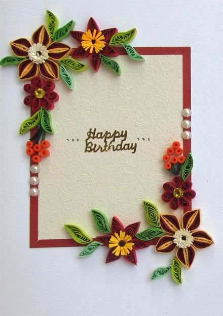 birthday greeting card design quilling ; paper-quilling-designs-for-greeting-cards-545-best-quilled-birthday-cards-images-on-pinterest-birthday-download