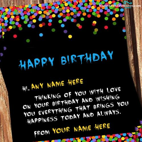 birthday greeting cards for friends with quotes ; 6a05e9b96ee127418ecd1b0d12171f41