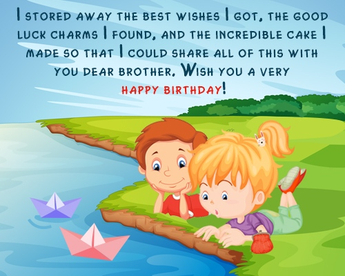 birthday greeting for brother messages ; happy-birthday-message-for-brother-1