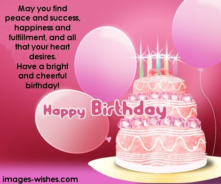 birthday greetings for friend with message ; birthday-wishes