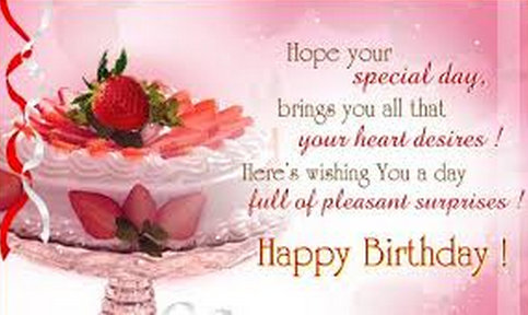 birthday greetings inspirational message ; happy-Birthday-cards