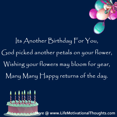 birthday greetings inspirational message ; inspirational-birthday-quotes-stills-I-have-always-been-much-better