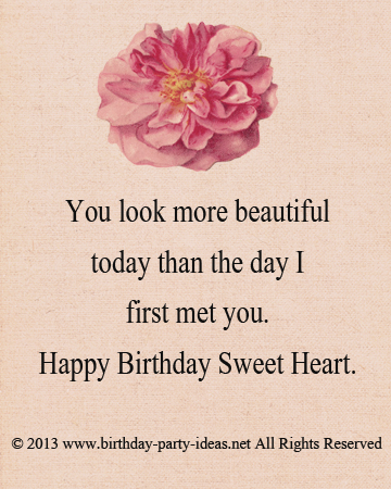 birthday greetings message for my wife ; 13161aff399486e42a0781797bd42d5e