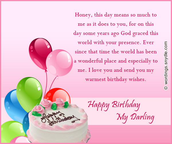 birthday greetings message for my wife ; ab6faae839e8b28f83fd516bd85f01d2
