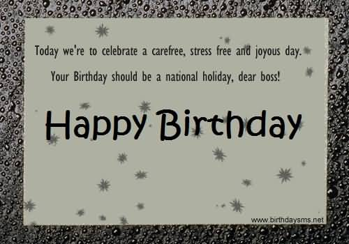 birthday greetings to boss message ; awesome-message-birthday-wishes-for-boss-e-card