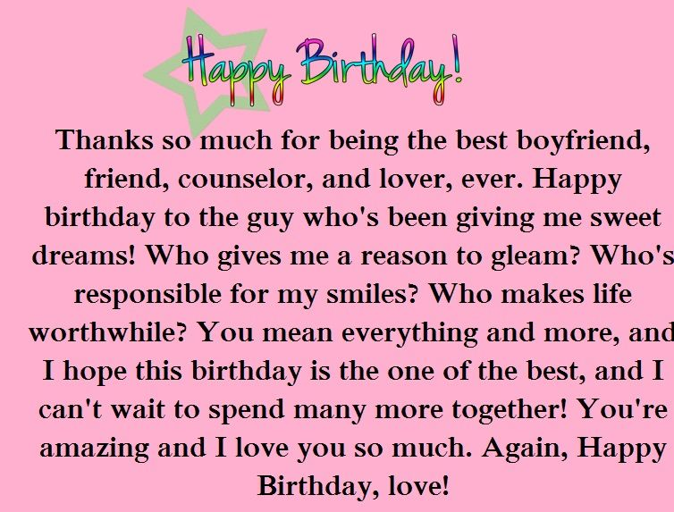 birthday greetings to boyfriend message ; e6b48ed2527f3a8144083219e5d900c1