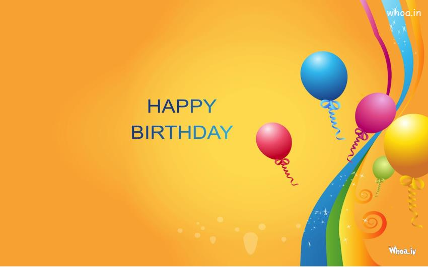 birthday images hd wallpaper ; Happy-Birthday-with-Colourful-Balloon-HD-Wallpaper
