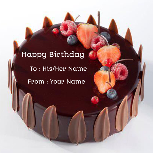 birthday images with name and photo editor ; happy-birthday-cake-images-with-name-editor-birthday-chocolate-velvet-decorated-cake-with-your-name-strawberry-cake