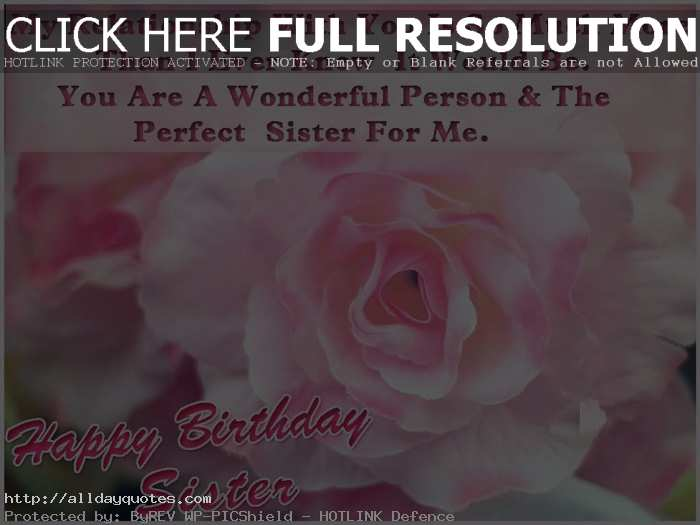 birthday images with quotes free download ; Best-Happy-Birthday-Wishes-For-Sister