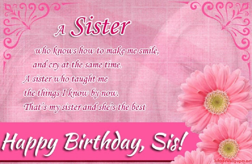 birthday images with quotes free download ; Happy-Birthday-quotes-for-Sisters