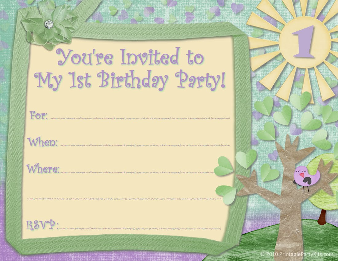 birthday invitation card design free download ; 50_free_birthday_invitation_templates_8