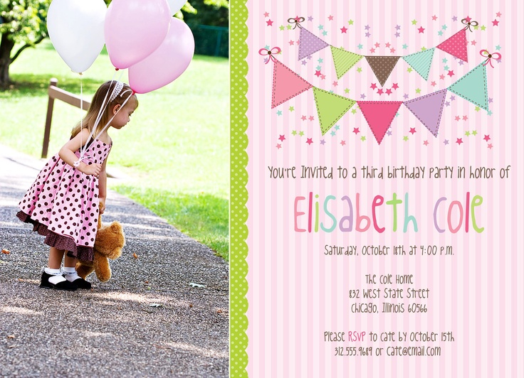 birthday invitation card photoshop ; afb717946af6d19f4656a6c09685d6a0--pink-parties-girls-birthday-parties