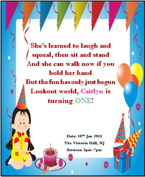 birthday invitation card with name and photo ; 1st-birthday-invitaion-template-3