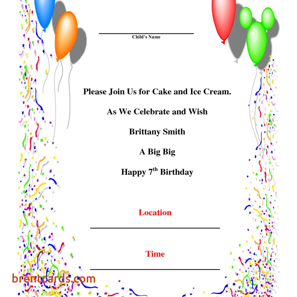 birthday invitation card with name and photo ; how-to-create-birthday-invitation-card-unique-birthday-party-invitations-template-of-how-to-create-birthday-invitation-card