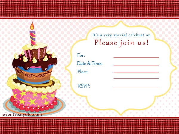 birthday invitation card with name and photo ; pesonalized-birtdhay-invitations1r