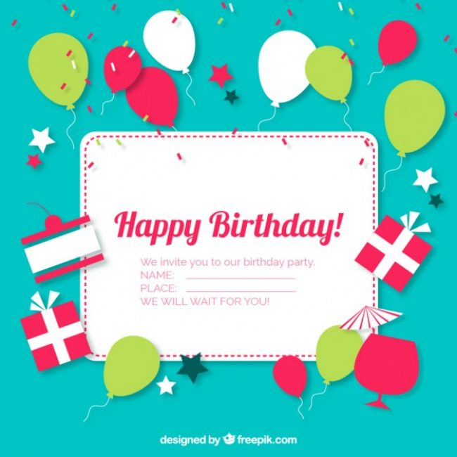 birthday invitation card with name and photo ; wpid-birthday-invitation-card_23-2147508766-650x650