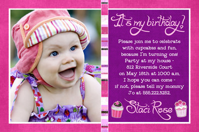 birthday invitation quotes for 1st birthday ; 1st-birthday-invitation-wording-to-inspire-you-How-To-Make-Your-Own-Birthday-Invitations-Looks-Interesting-4