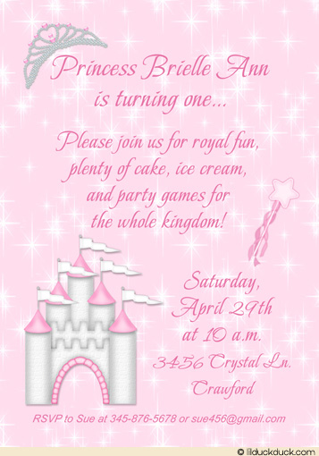 birthday invitation quotes for 1st birthday ; princess-1st-birthday-invitations-with-fantastic-appearance-for-fantastic-Birthday-invitation-design-ideas-18